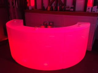 Hatfield LED Bar Hire
