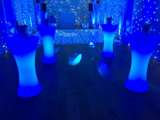 Birthday Lighting & Decor