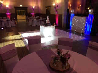 Fanhams Hall Wedding DJ