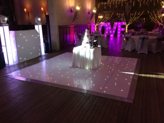 Fanhams Hall DJ Hire