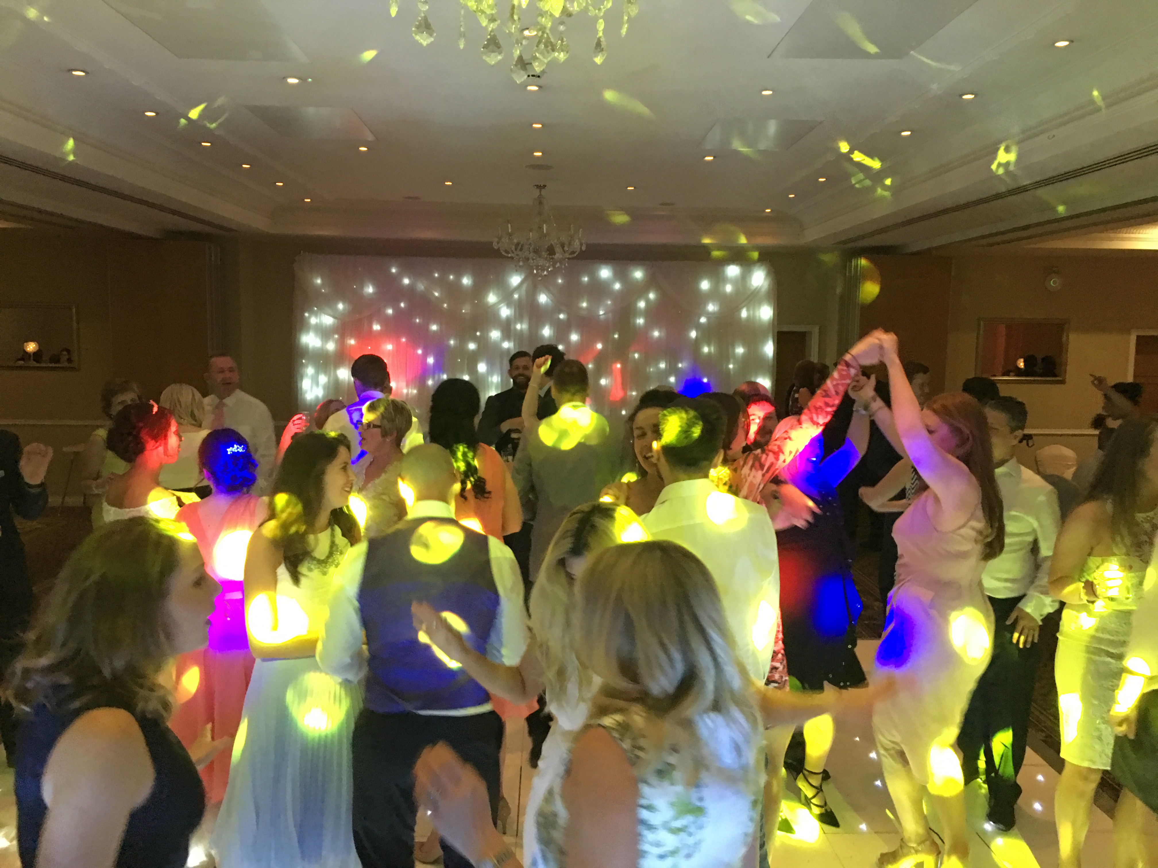Shendish Manor Dance Floor