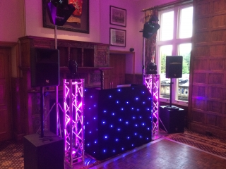 DJ Hire Shendish Manor