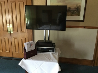 Shendish Manor Plasma Screen