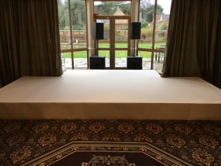Shendish Manor Stage Hire