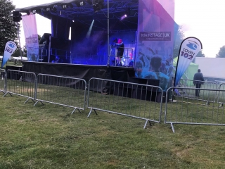 8m x 7m Stage - town102