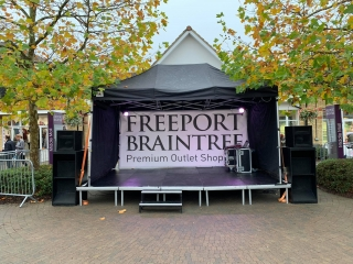 Gazebo Stage - freeport