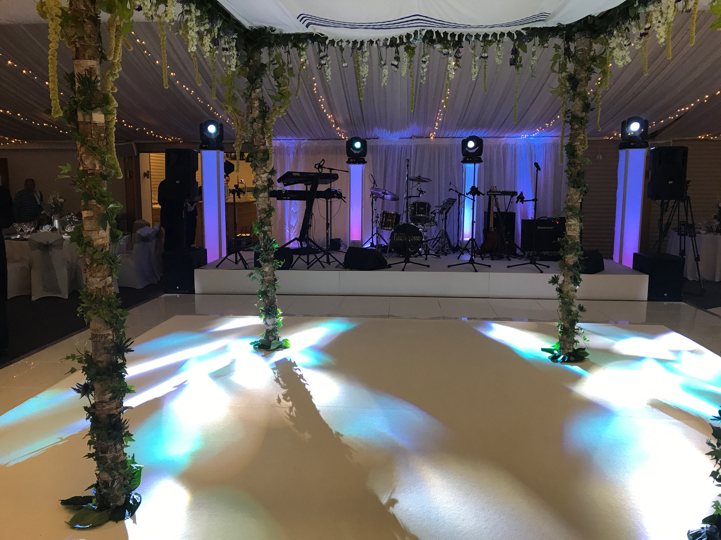 Wedding Production Tewin Bury Farm