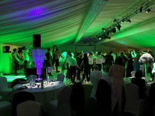 Dance Floor Lighting Welwyn