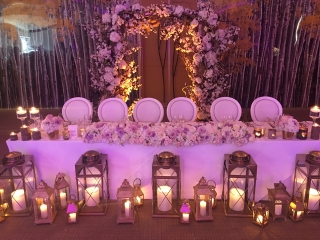 The Grove Top Table