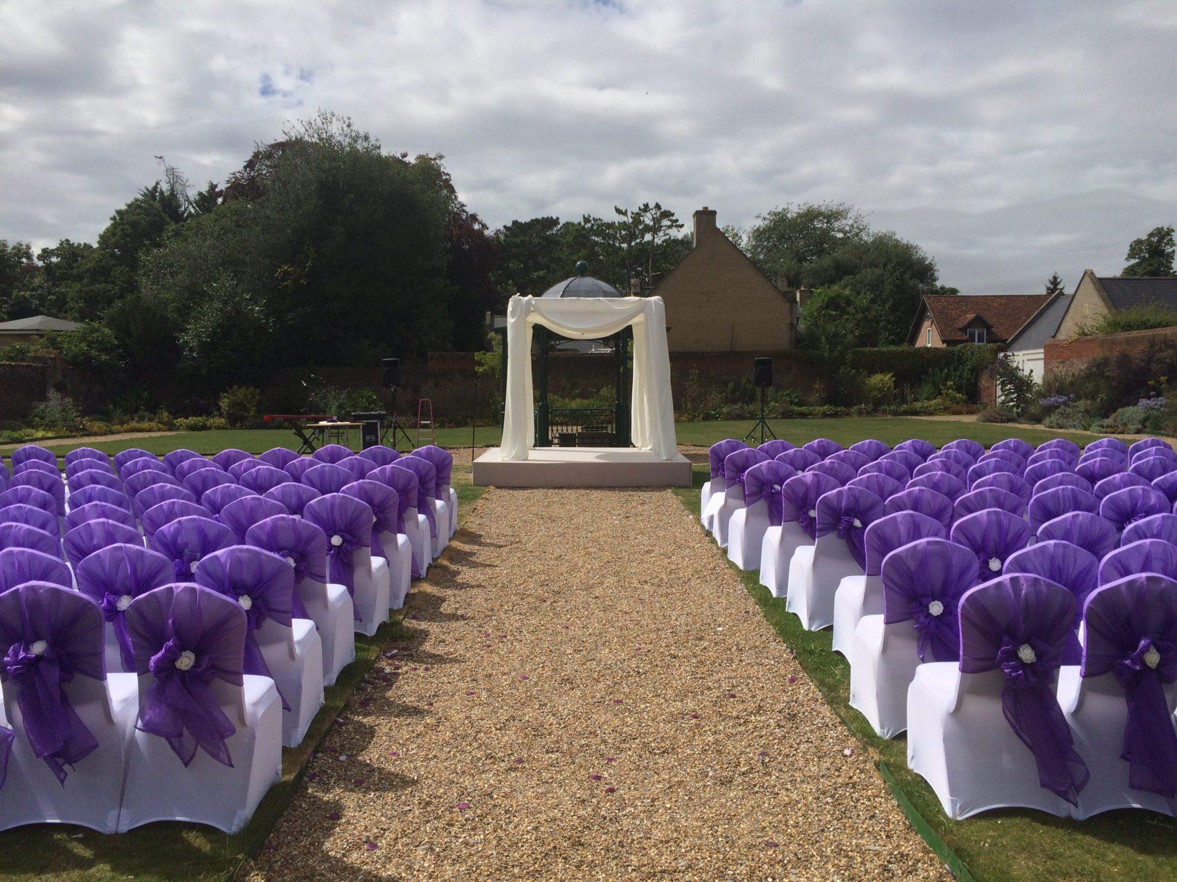 Wedding Stage Hire | Shendish Manor | Hertfordshire