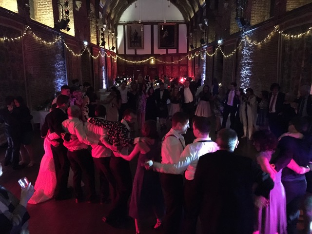 Wedding DJ Hatfield House, Hertfordshire