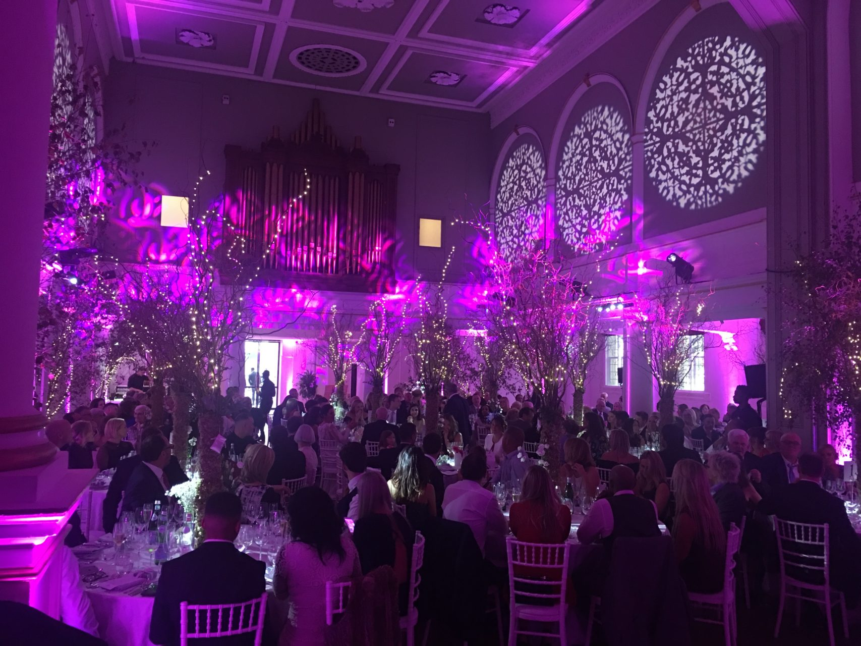 London Wedding Production | One Marylebone