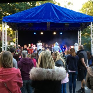 Festival Stage Hire Hertfordshire | Woodfest 2016