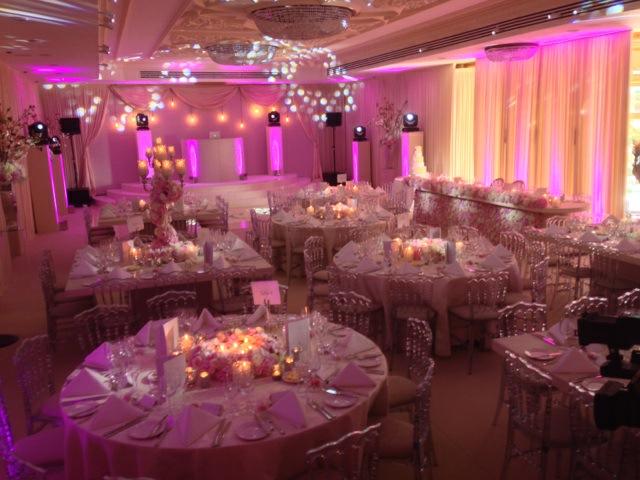South Lodge Wedding Design   Wedding Production