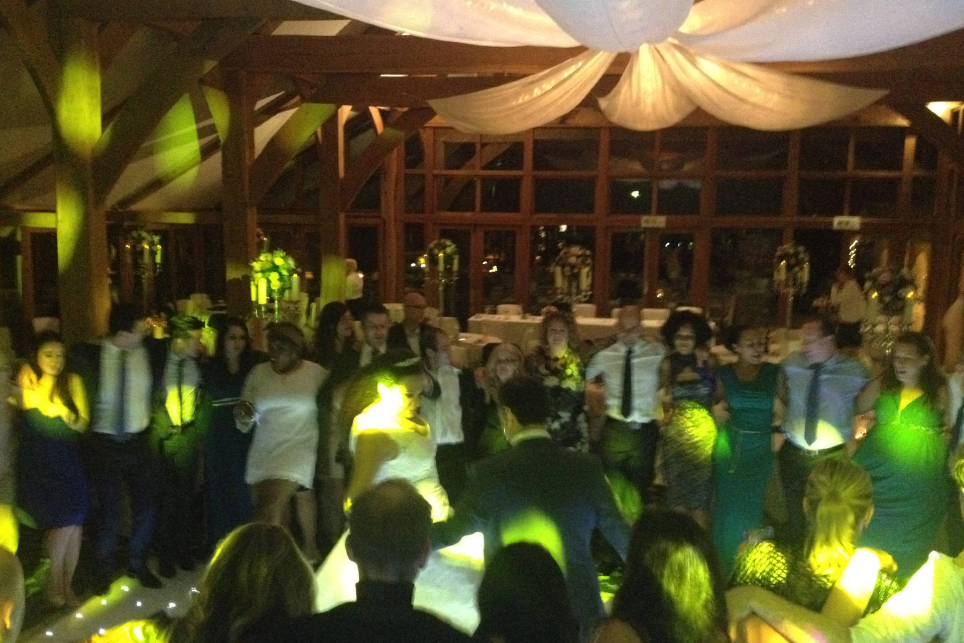 Brocket Hall Wedding DJ