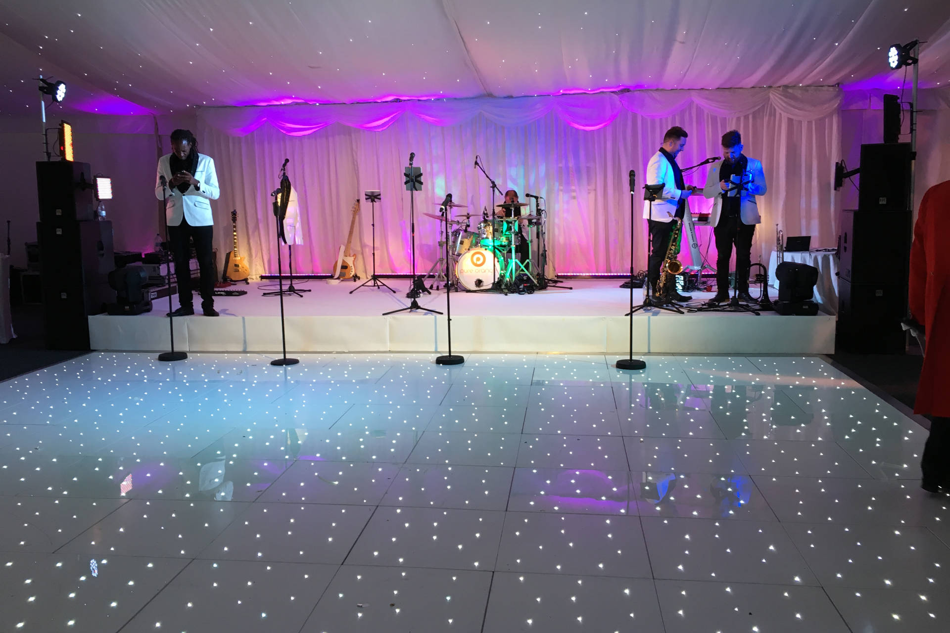 Prom Dance Floor Hire