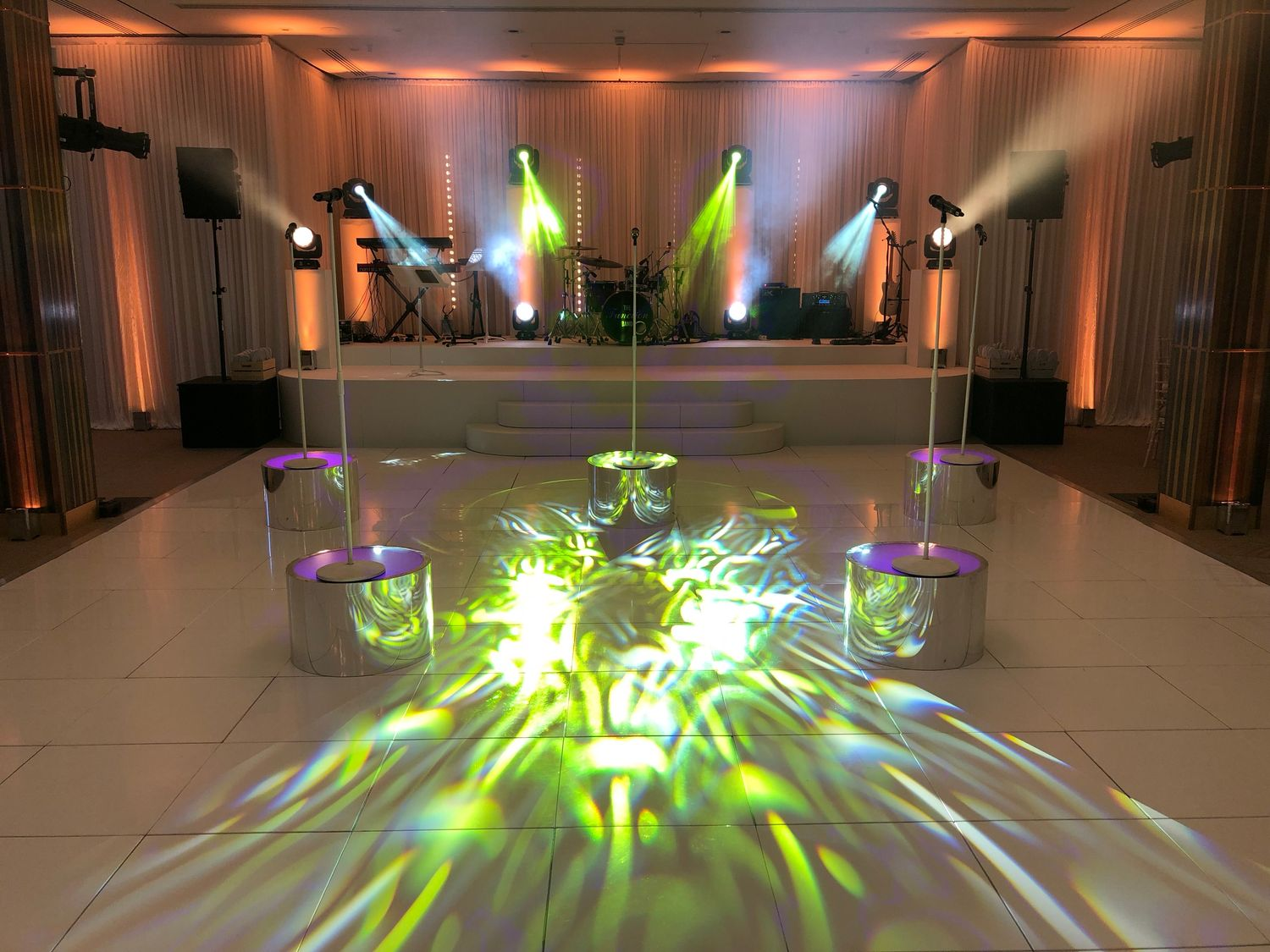 Wedding Lighting Effects