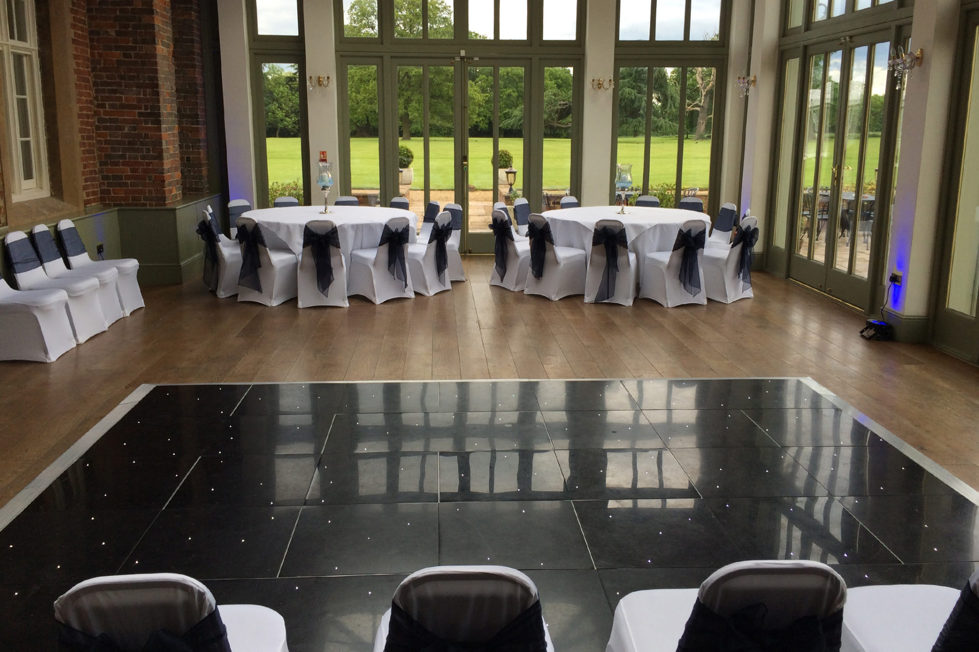 Offley Place Wedding Dance Floor