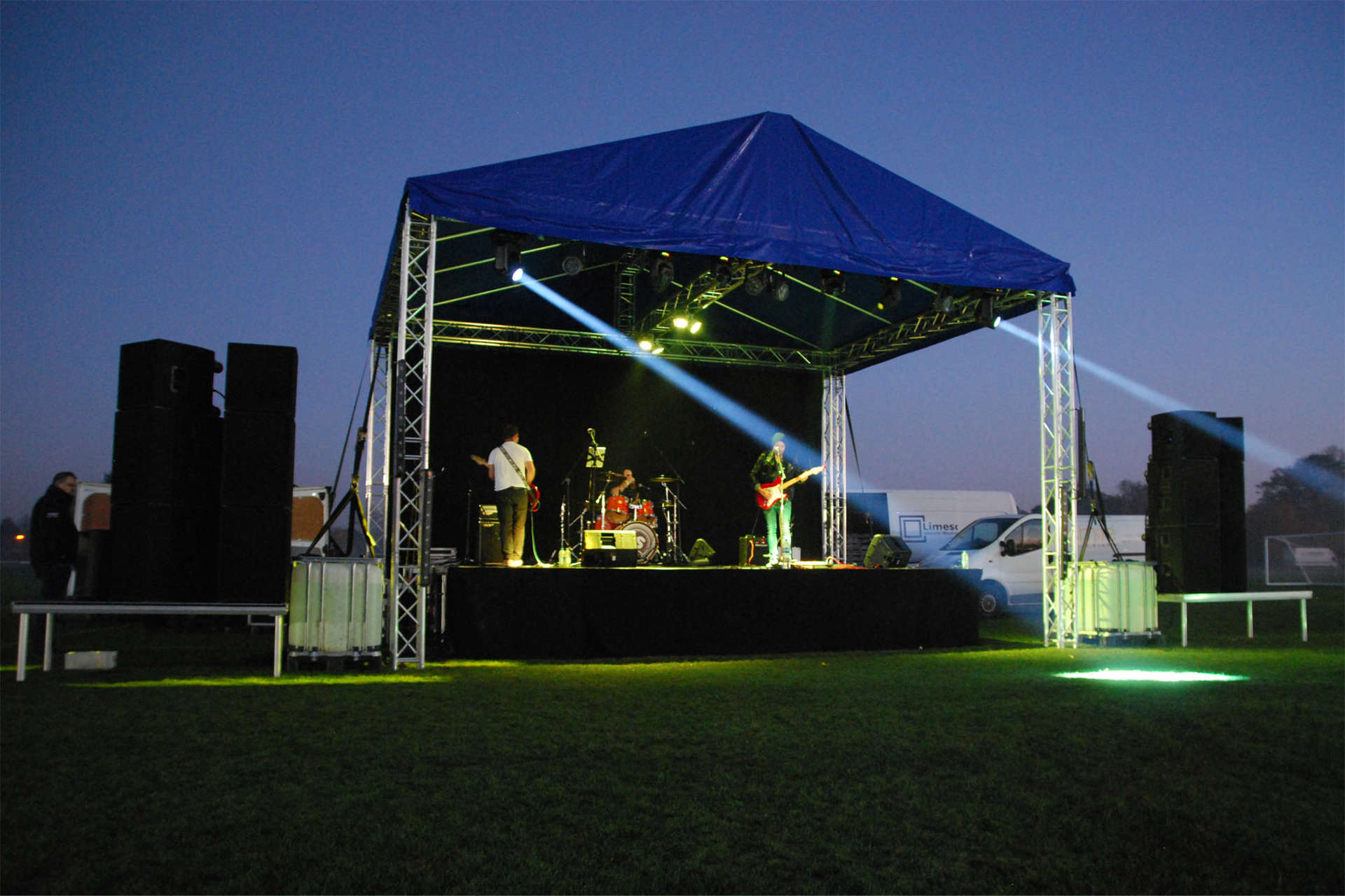 Outdoor Stages