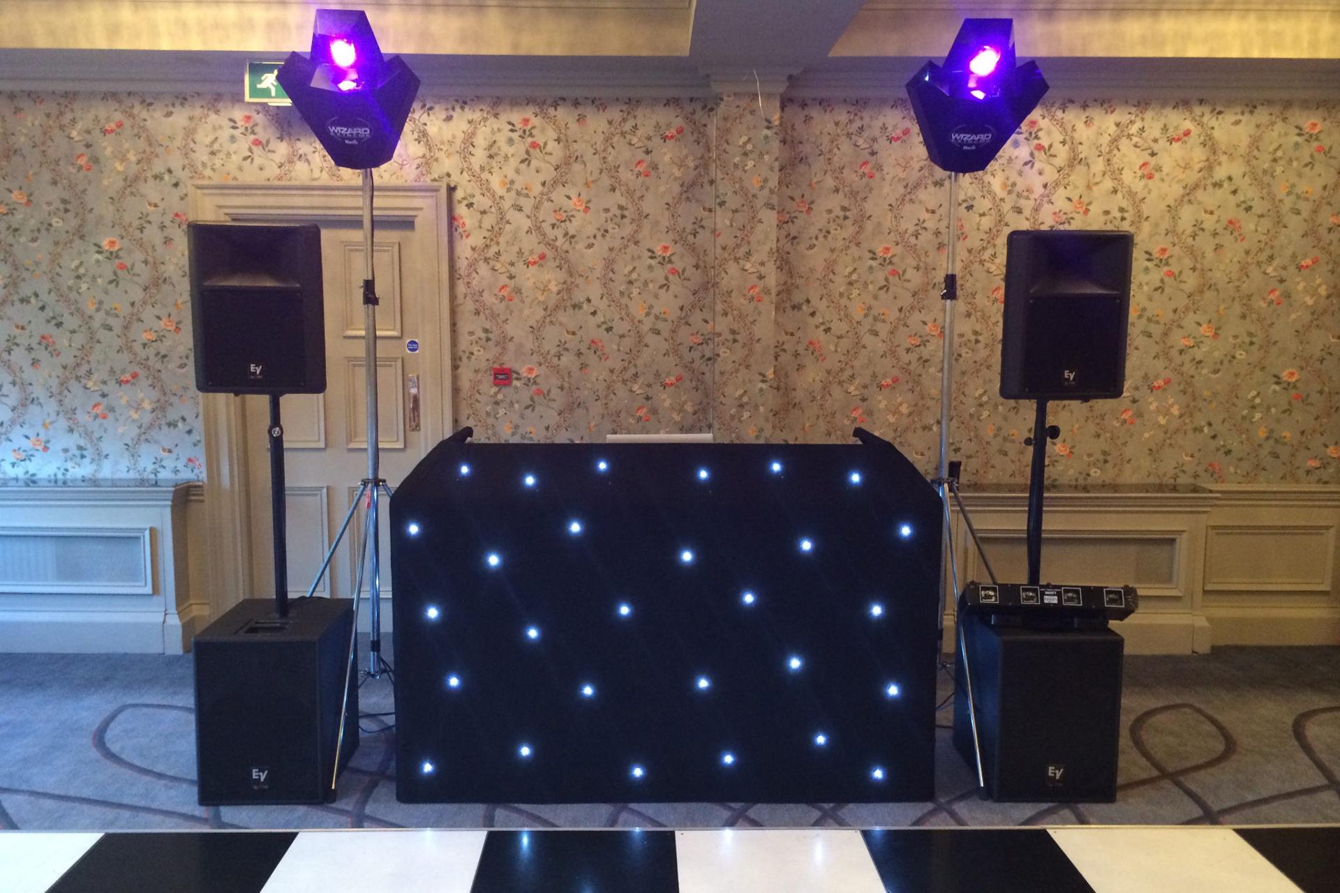 School Prom DJ at Pendley Manor