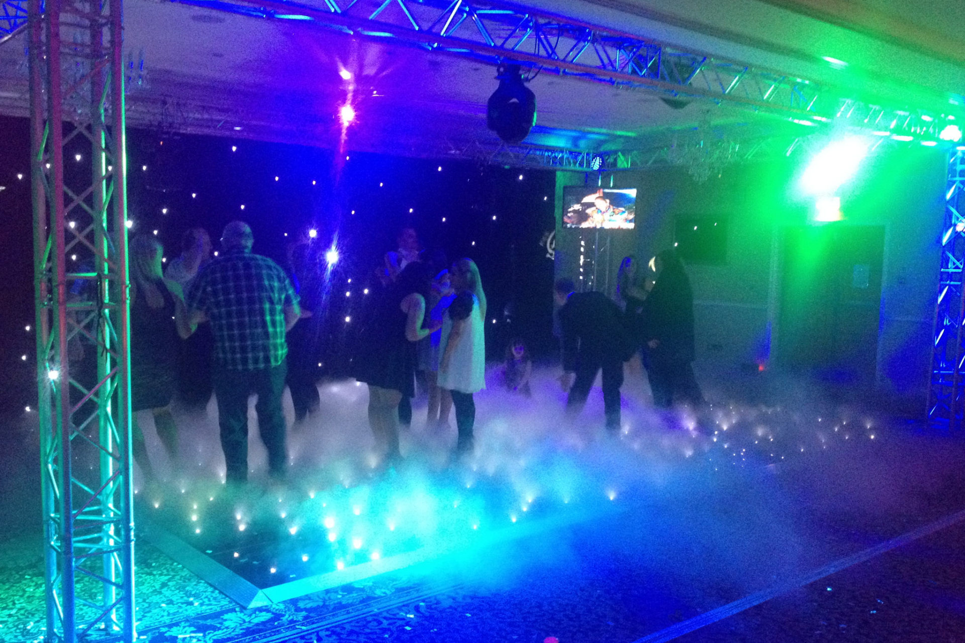 Shendish Manor wedding DJ