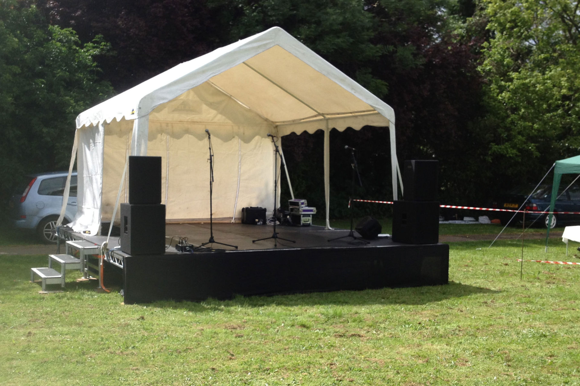 Stage Hire Courtlands Drive