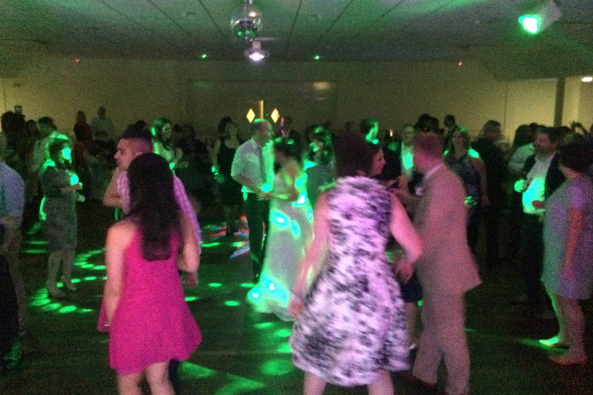 Wedding Disco Bushey Sports Club