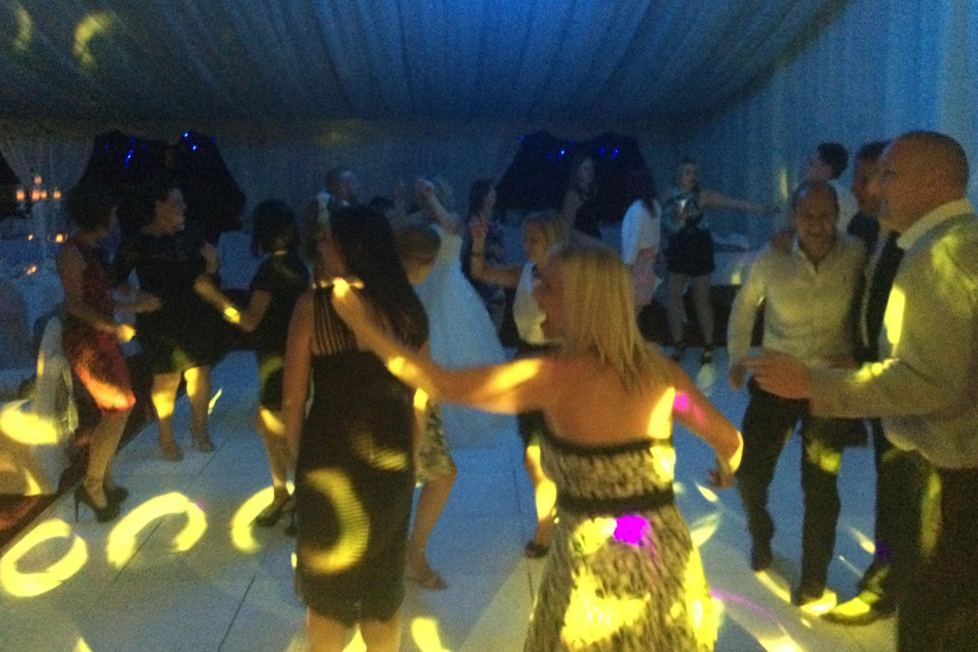 Watermill Hotel Wedding DJ