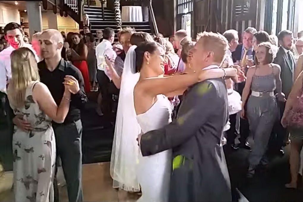 Wedding DJ at Essendon Country Club