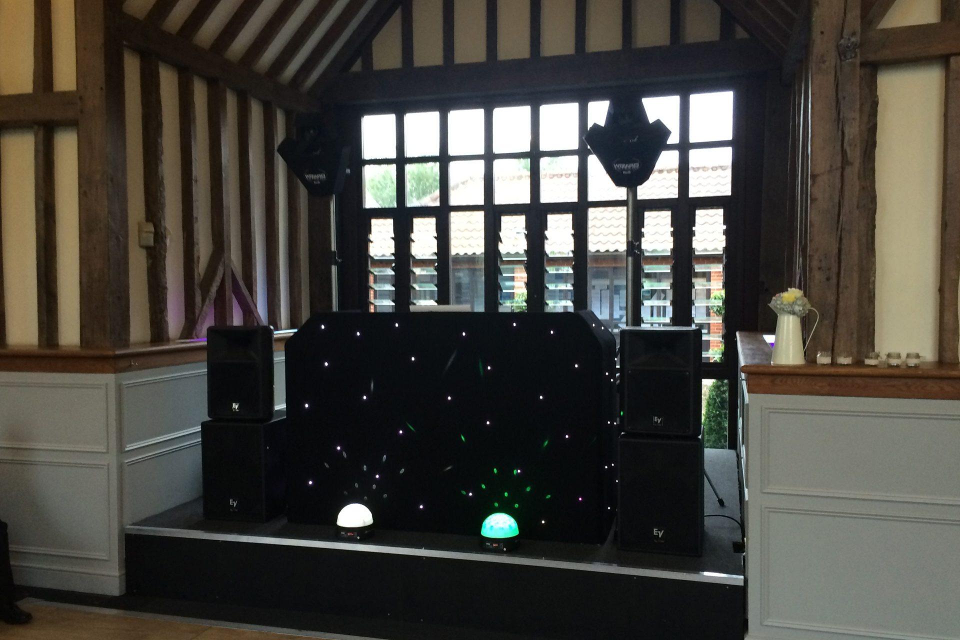 Wedding DJ Essendon Country Club