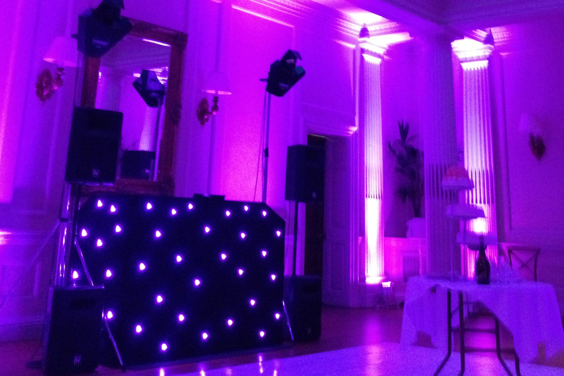 Wedding DJ Hedsor House