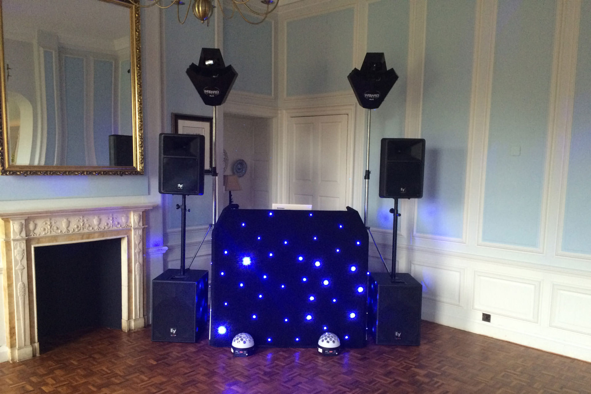 Wedding DJ in Northamptonshire