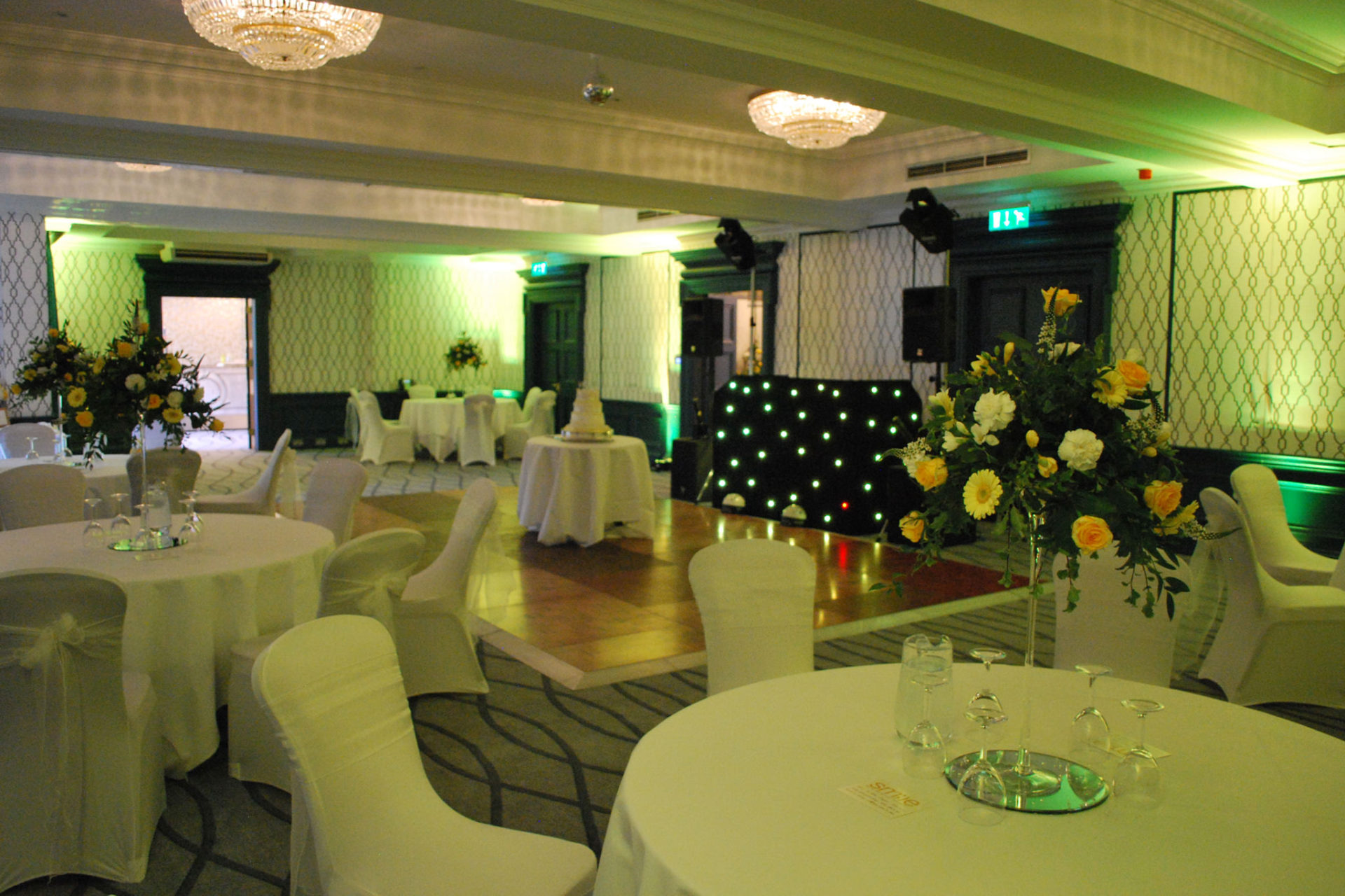 Wedding DJ Pendley Manor