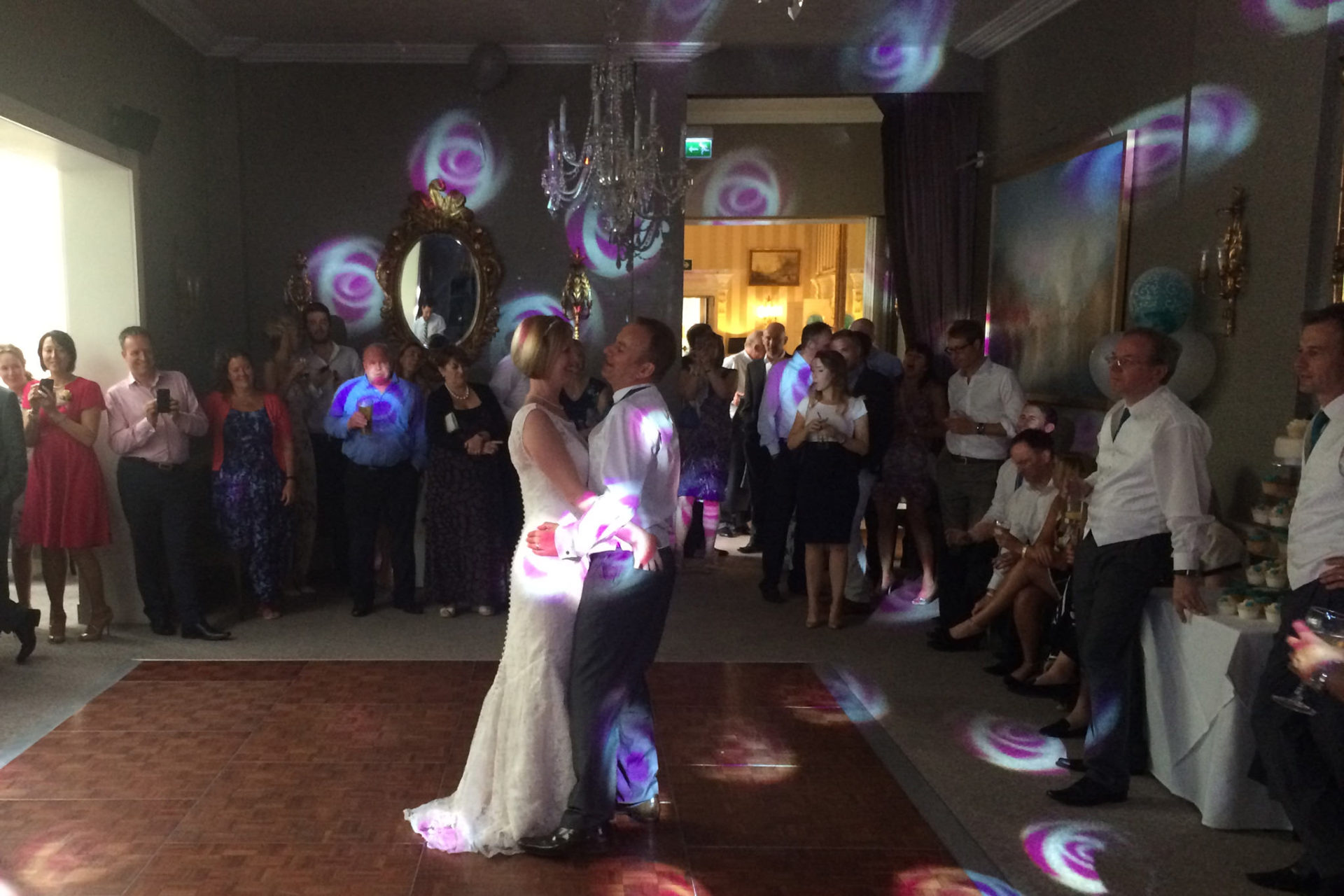 Wedding DJ St Michael's Manor