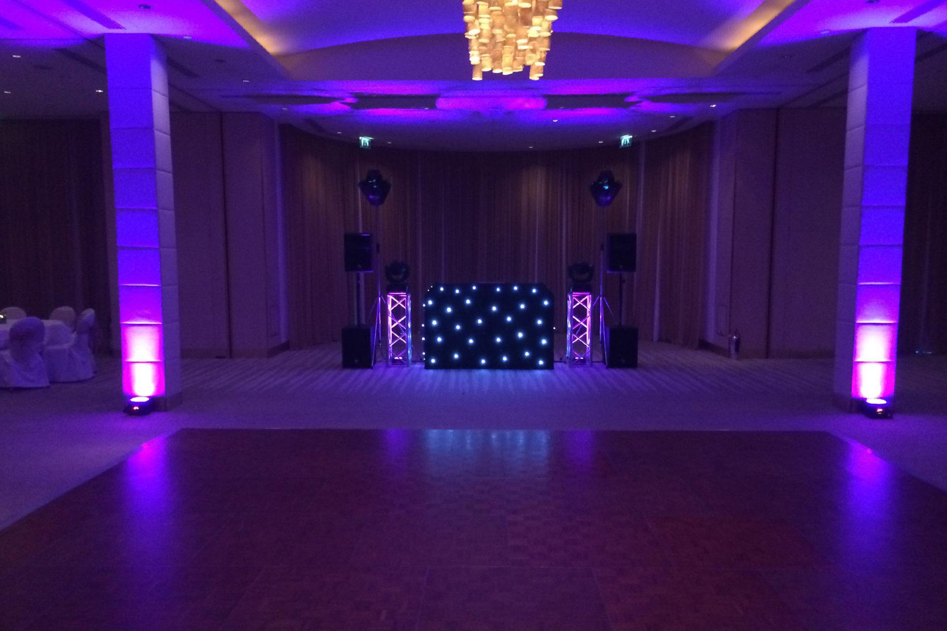 Wedding DJ at The Grove, Watford