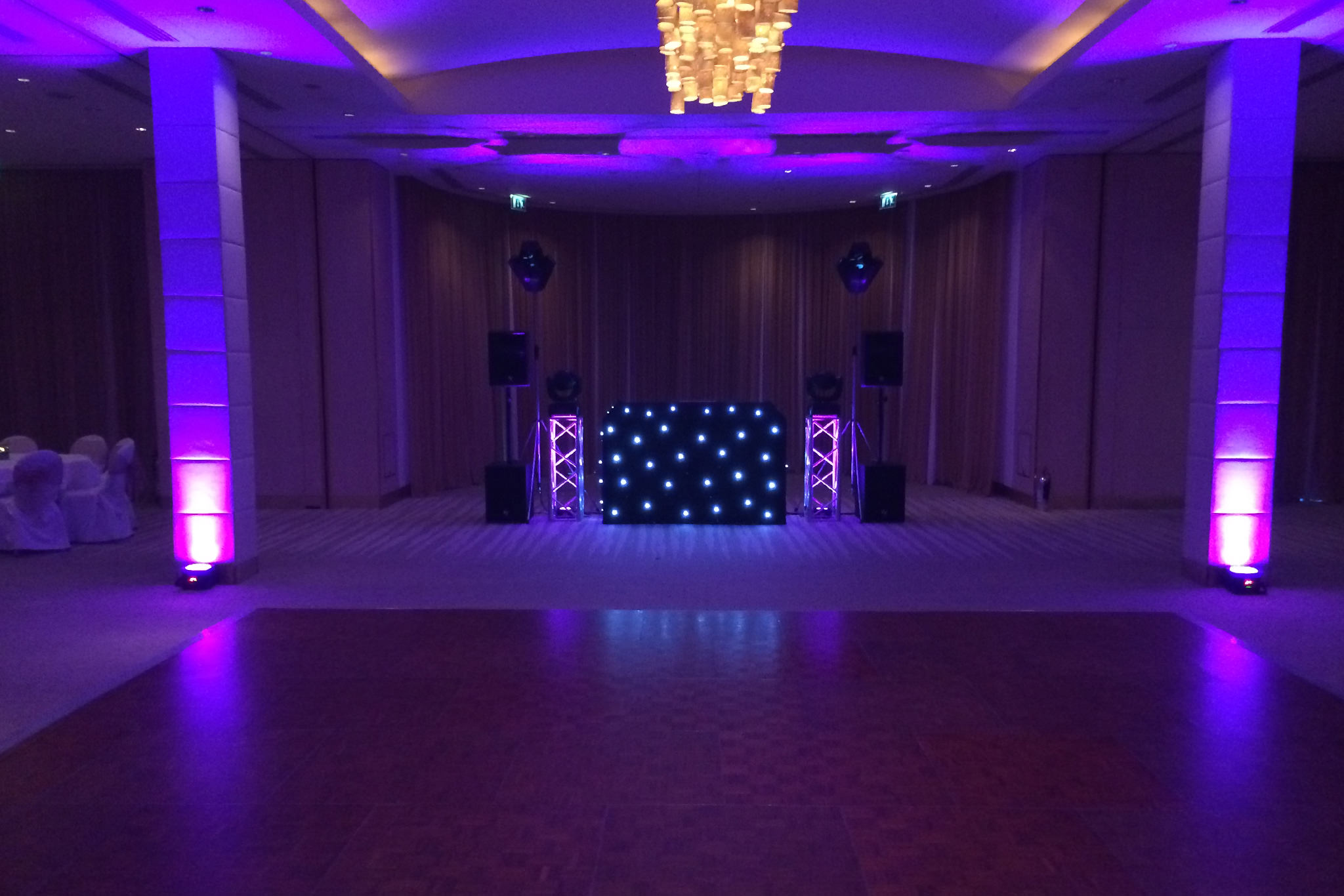 Dj Party Room Hire London