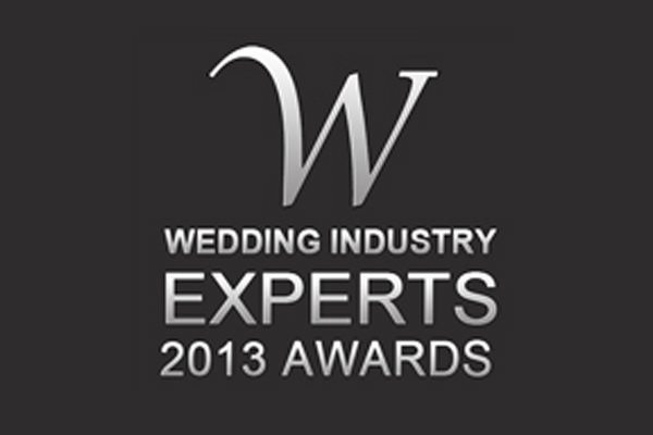 Wedding Industry Expert Awards 2013